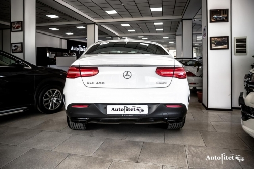 Mercedes Benz GLE Coupe AMG