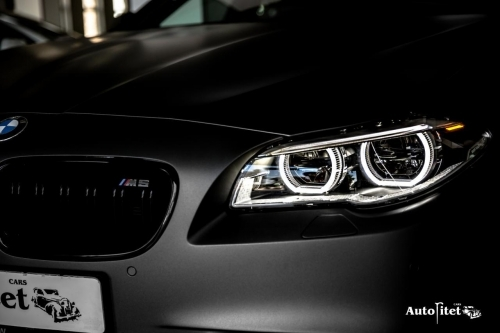BMW 535i Xdrive Stage 1