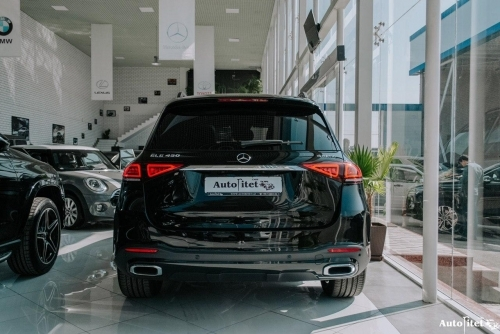 Mercedes Benz GLE 450 Black